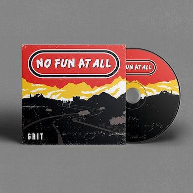 No Fun At All Grit CD (Digipak)