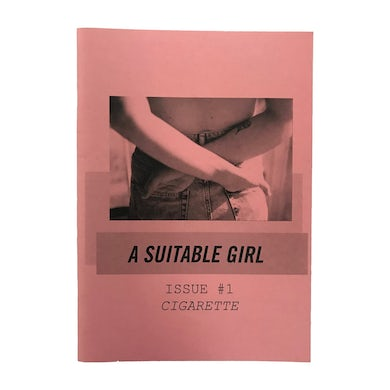 Ali Barter A Suitable Girl Zine - Issue #1