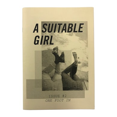 Ali Barter A Suitable Girl Zine - Issue #2