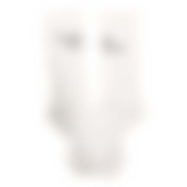 Ali Barter One Foot In Socks (White)