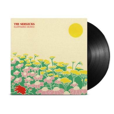 The Sidekicks Happiness Hours LP (Black) (Vinyl)