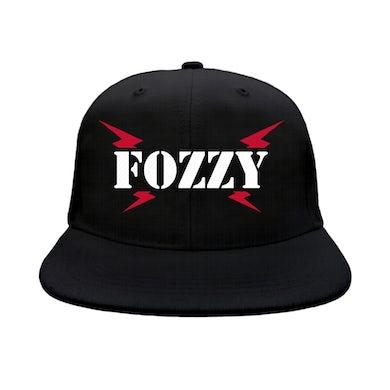 Fozzy Bolts Logo Snapback