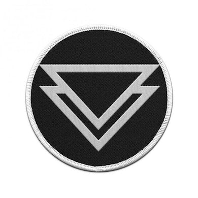 The Ghost Inside Triangle Logo Patch