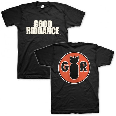 Good Riddance Old School Tee (Black)