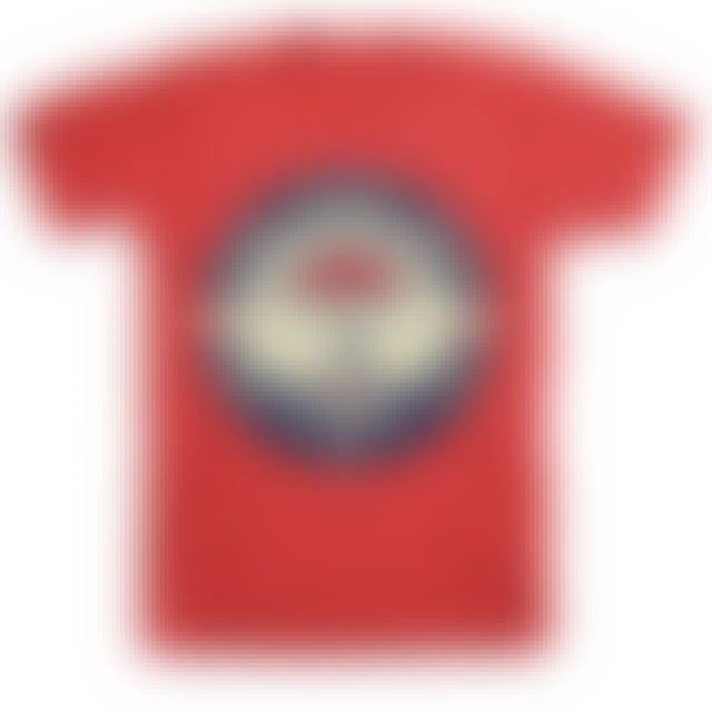 Less Than Jake Umbrella T-shirt (Heather Red)