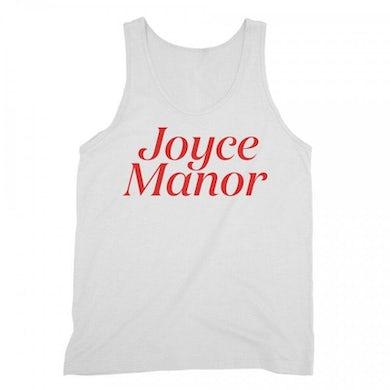 Joyce Manor Logo Tank (White)