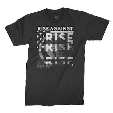 Rise Against Megaphone T-shirt (Black)