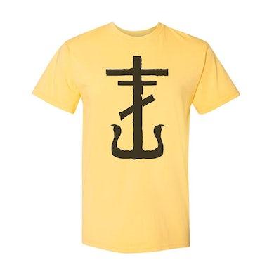 Frank Iero Cross T-shirt (Yellow)