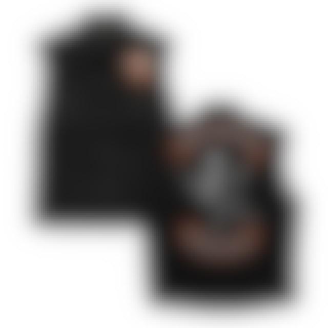 Social Distortion Skelly OC Denim Vest (Black)