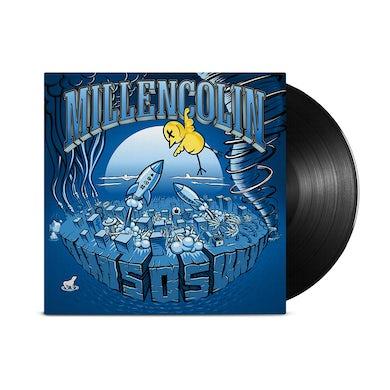 Millencolin SOS LP (Black) (Vinyl)