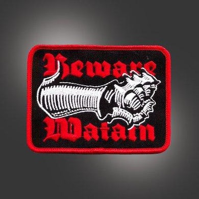 Watain Fist Patch