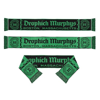 Dropkick Murphys XI Scarf