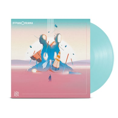 La Dispute Panorama LP (CELESTITE) (Vinyl)