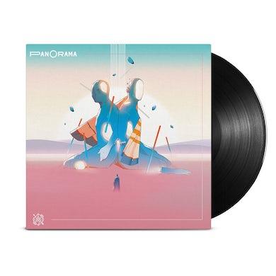 La Dispute Panorama LP (BLACK TOURMALINE) (Vinyl)
