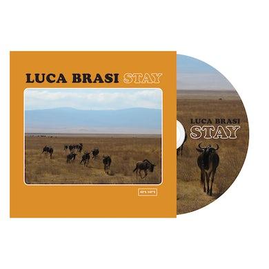 Luca Brasi Stay CD