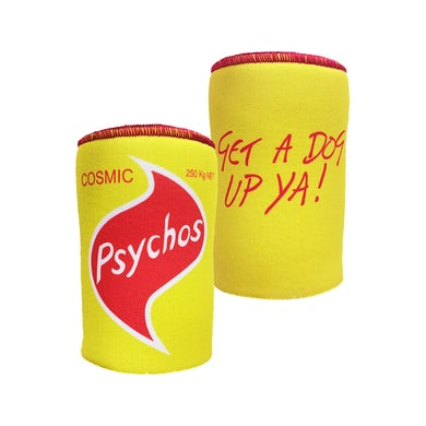 Cosmic Psychos Twisties Stubby Holder