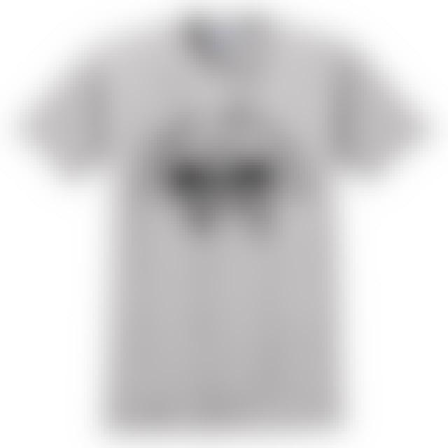 Cosmic Psychos Clashing Skulls T-shirt (Grey)