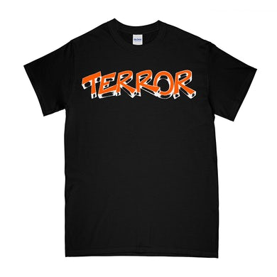 Terror   Hooded Guys T-Shirt (Black)