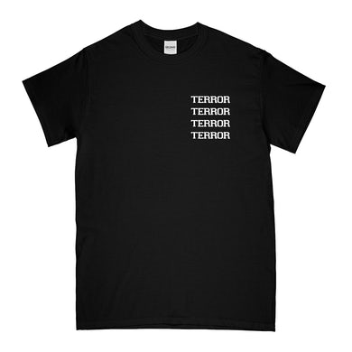 Terror   Spirit Of Sacrifice T-Shirt (Black)
