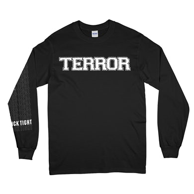 Stick Tight Longsleeve (Black)