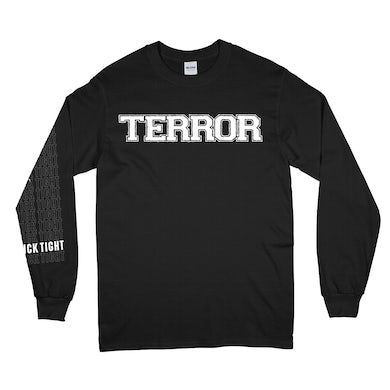 Terror   Stick Tight Longsleeve (Black)