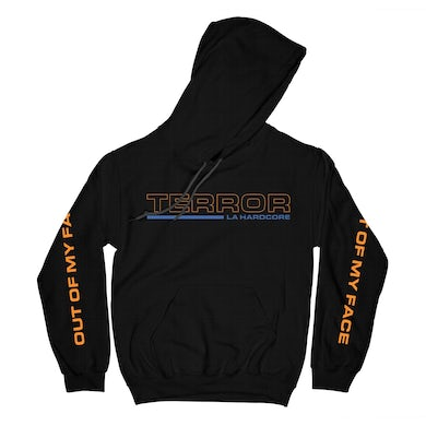Out of My Face Hoodie (Black)