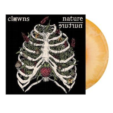 CLOWNS Nature / Nurture LP (Wattle) (Vinyl)