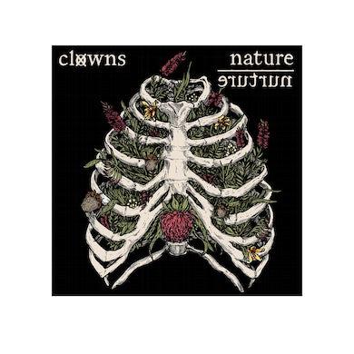 CLOWNS Nature / Nurture CD