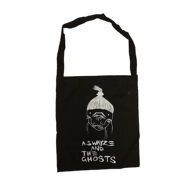 A. Swayze And The Ghosts Twins Tote (Black)