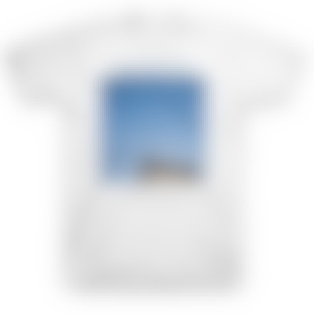 Pianos Become The Teeth Close Cover T-shirt (White)