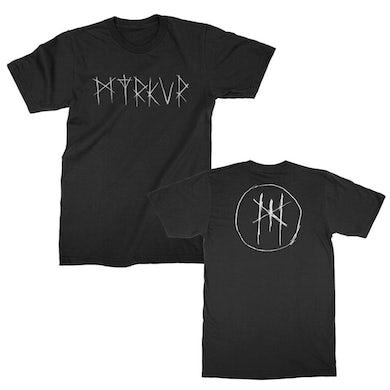 Myrkur Classic Logo Tee (Black)