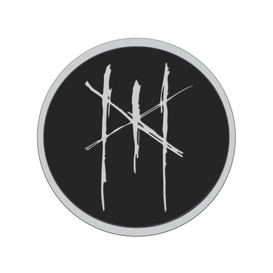 Myrkur Classic Emblem Enamel Pin