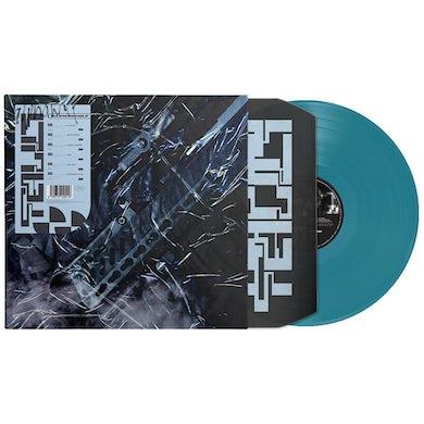 Alpha Wolf Fault LP (Turquoise) (Vinyl)