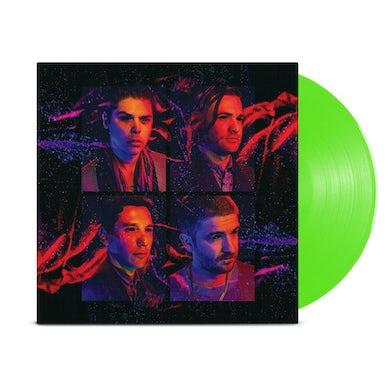 Plague Vendor By Night LP (Clear Lime Green) (Vinyl)