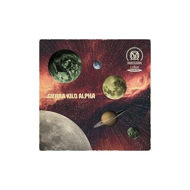 Melbourne Ska Orchestra Sierra-Kilo-Alpha CD