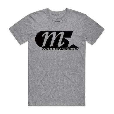 Millencolin M-star Logo T-shirt (Grey)