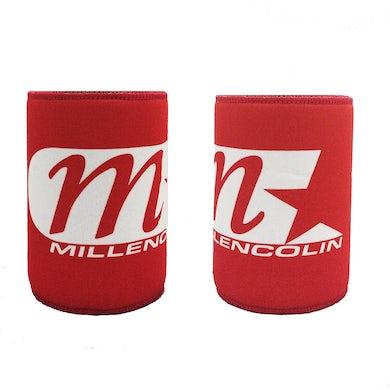 Millencolin M-Star Logo Stubby (Red)