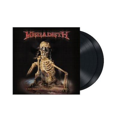 Megadeth The World Needs A Hero 2LP (180 Gram Black) (Vinyl)