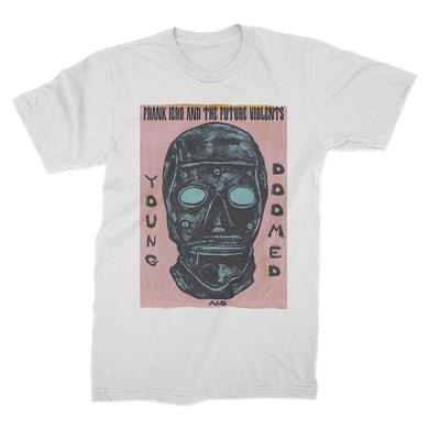 Frank Iero Young and Doomed T-shirt (White)