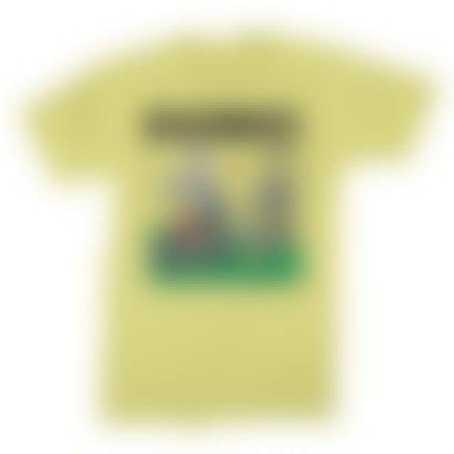 Descendents Keep Off The Grass T-shirt (Yellow)