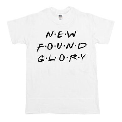 New Found Glory Friends TV tee