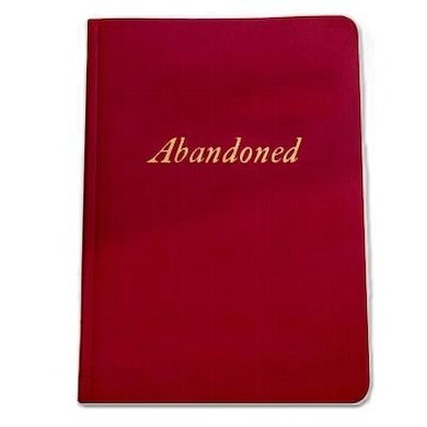 Defeater Abandoned Deluxe Lyric Book