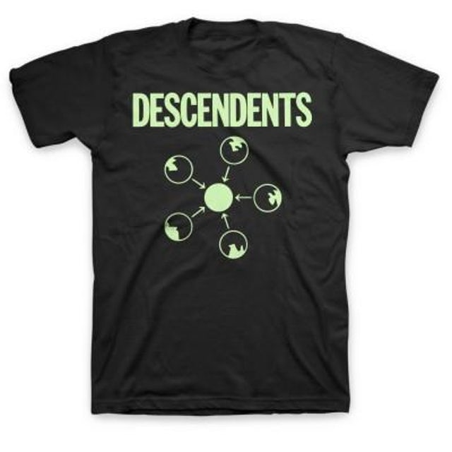 Descendents Somery Tee (Black)