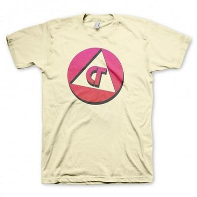 Com Truise CT Badge T-shirt (Natural)