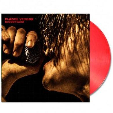 Plague Vendor Bloodsweat LP (Red) (Vinyl)