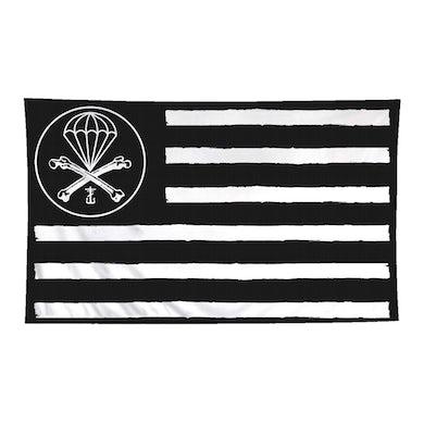 Frank Iero Parachute Flag