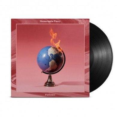 MANNEQUIN PUSSY Patience LP (Black) (Vinyl)