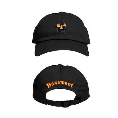 Basement Firecat Hat (Black)