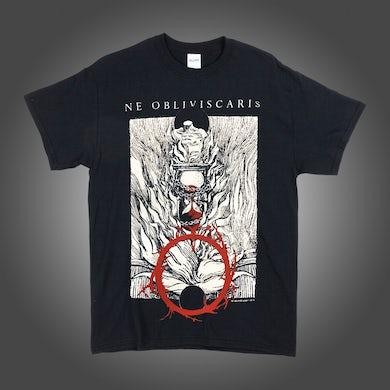 NE OBLIVISCARIS Headless Statue T-shirt (Black)
