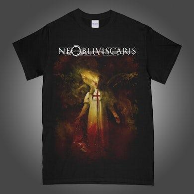 NE OBLIVISCARIS Painted Progression Tour T-shirt (Black)